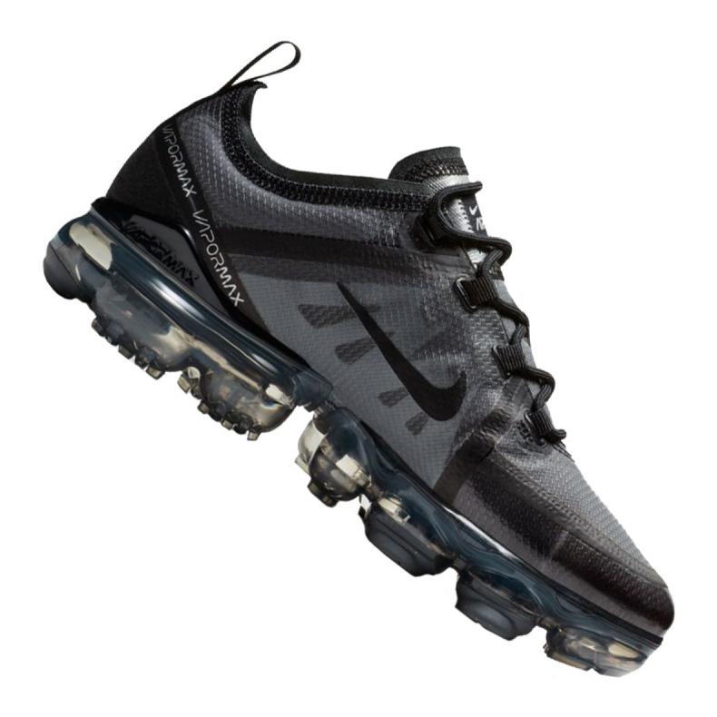 Nike Air VaporMax 2019 Gs Jr AJ2616-001 shoes grey