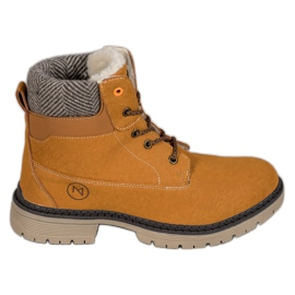 MCKEYLOR trappers brown