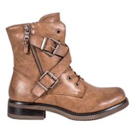 SHELOVET Fashionable Workers brown