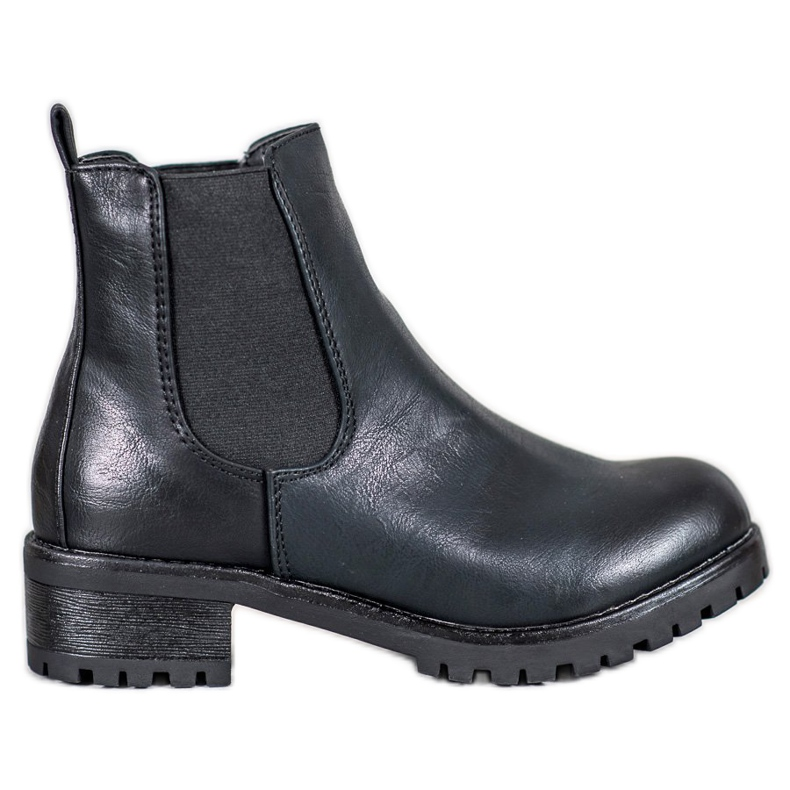 Jennika Boots On The Platform black