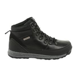 McKey 1066 trekking shoes black