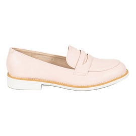 VICES Powdered Moccasins pink
