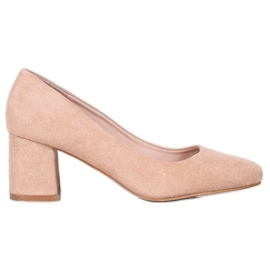 Vinceza Powder pumps pink