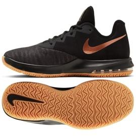 Nike Air Max Infuriate Iii Low M AJ5898-009 shoes black black