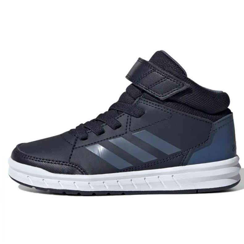 Adidas Alkta Sport Mid Jr G27120 shoes navy