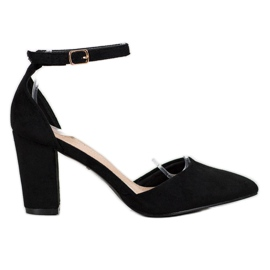 Elegant VINCEZA Pumps black