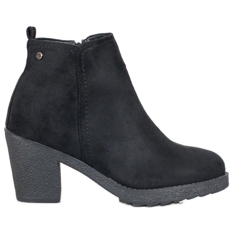 Jumex Boots On The Platform black