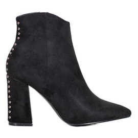 Seastar Sexy boots with jets black