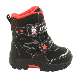 American Club American boots boots with RL35 membrane black