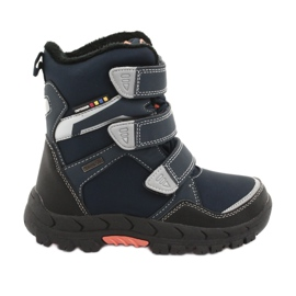 American Club Boots with American RL32 membrane