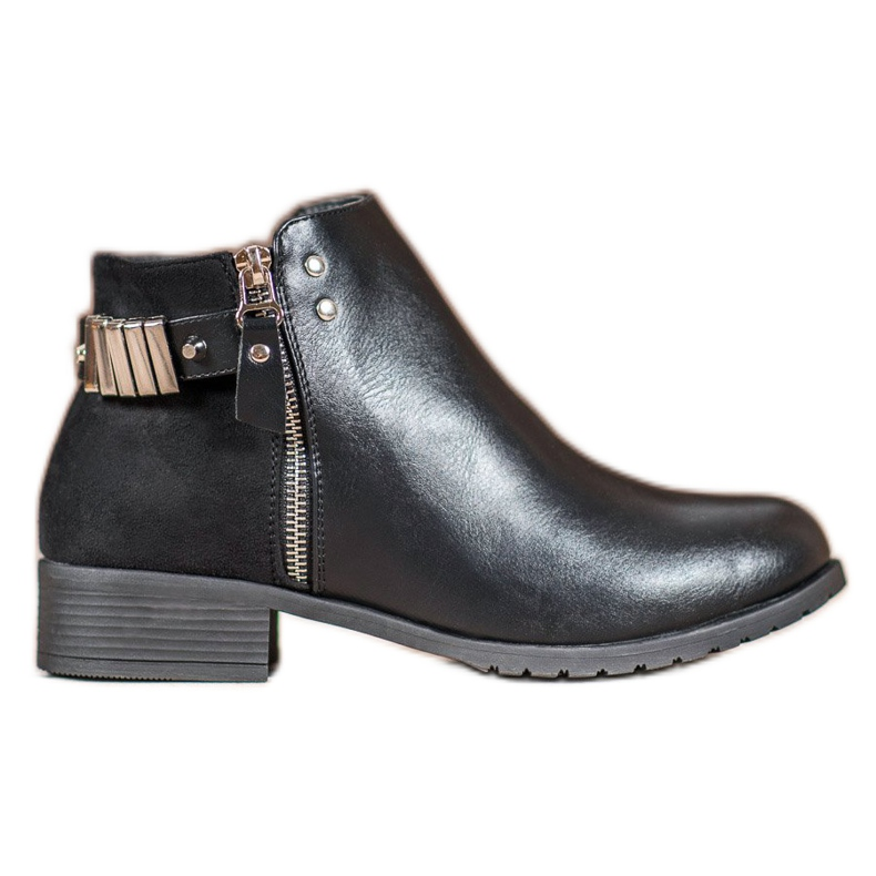 Queen Vivi Stylish women's boots black