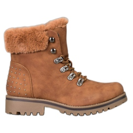 SHELOVET Trappers With Jets brown