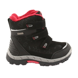 Black American Club HL20 softshell boots with a membrane