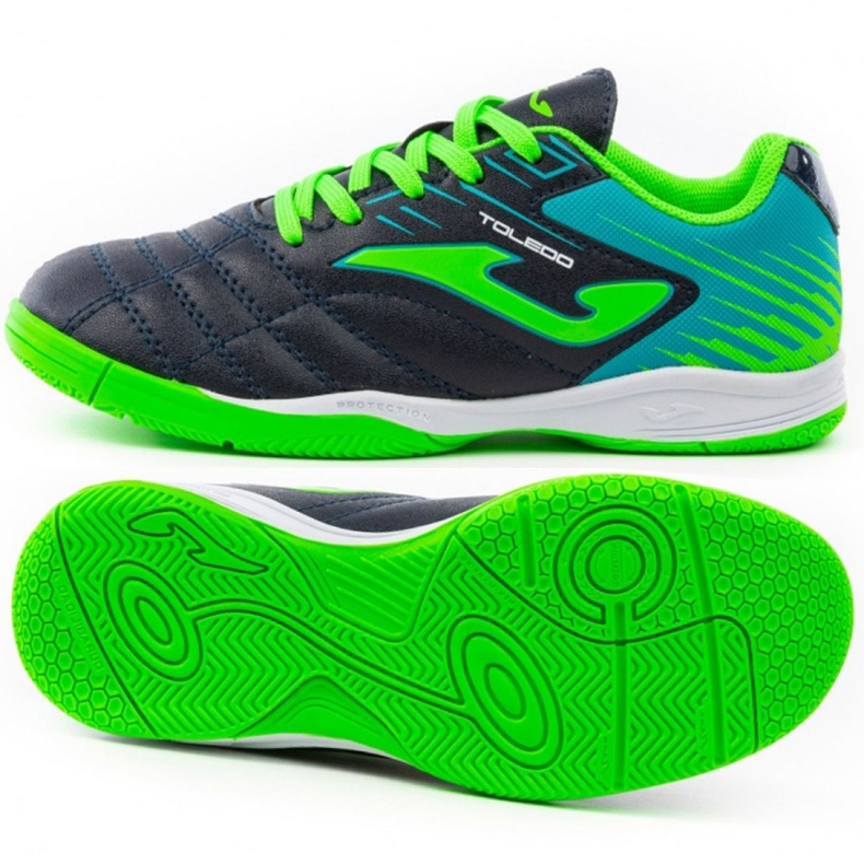 Indoor shoes Joma Toledo Jr 903 In Jr TOLJW.903.IN green green