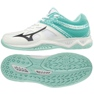 Mizuno Thunder Blade 2 W V1GC197014 shoes white white