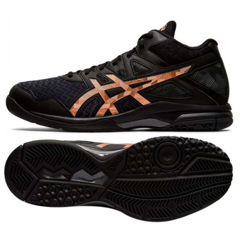 Asics Gel Task Mt 2 M 1071A036-002 shoes black black
