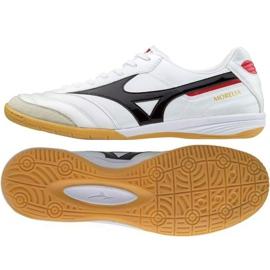 Mizuno Morelia In M indoor shoes Q1GA170009 white white
