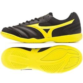 Mizuno Morelia Sala Club In M Q1GA190345 indoor shoes black black