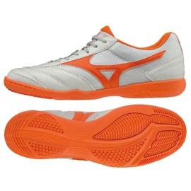 Mizuno Morelia Sala Club In M Q1GA190354 indoor shoes white white