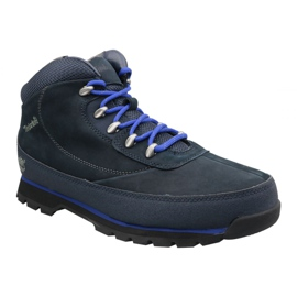Timberland Euro Brook M 6707A winter shoes navy