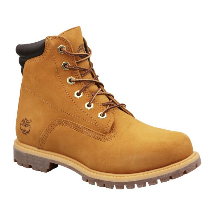 Timberland Waterville 6 In Basic W 8168R winter boots brown