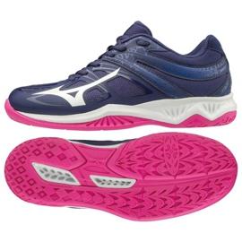 Mizuno Thunder Blade 2 W V1GC197002 shoes violet purple