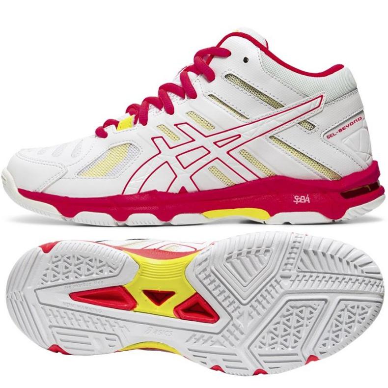 Asics Gel Beyond 5 Mt W B650N-100 shoes white white