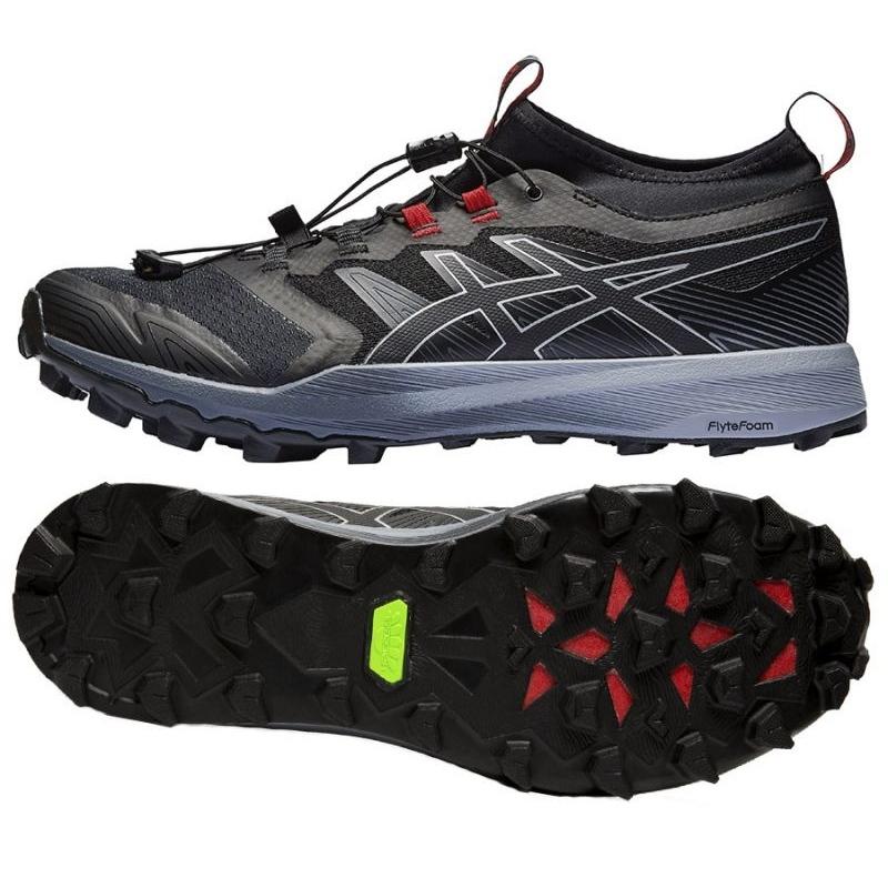 Asics Fuji Trabuco Pro M 1011A566-001 shoes black
