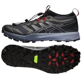 Asics Fuji Trabuco Pro M 1011A566-001 shoes black - KeeShoes
