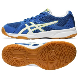 Asics Upcourt 3 W 1072A012-405 shoes blue blue