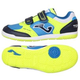 Indoor shoes Joma Top Flex In Jr TOPJW.936.IN yellow yellow