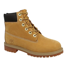Timberland 6 In Premium Wp Boot Jr 12909 shoes yellow