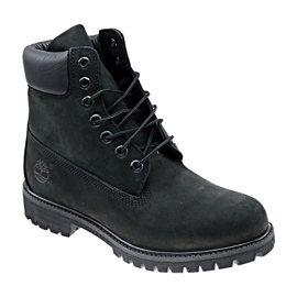 Timberland Premium 6 Inch M 10073 shoes black