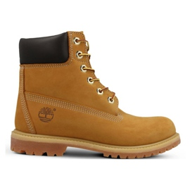 Timberland Premium 6 Inch Jr 10361 shoes yellow