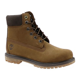 Timberland 6 Premium Boot Jr A19RI shoes brown