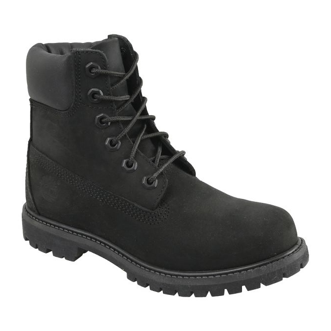 Timberland 6 Premium In Boot Jr 8658A shoes black
