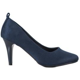 J. Star Comfortable pumps blue