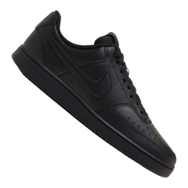 Nike Court Vision Low M CD5463-002 shoes black
