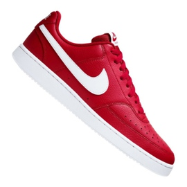 Nike Court Vision Low M CD5463-600 shoes red