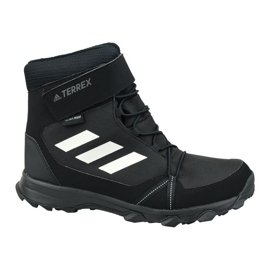 Adidas Terrex Snow Cf Cp Cw Jr S80885 shoes black