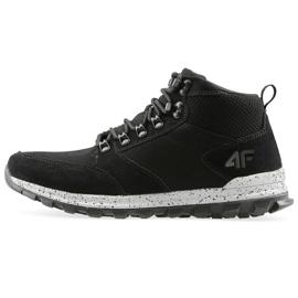 Winter shoes 4F M D4Z19-OBMH200 20S black