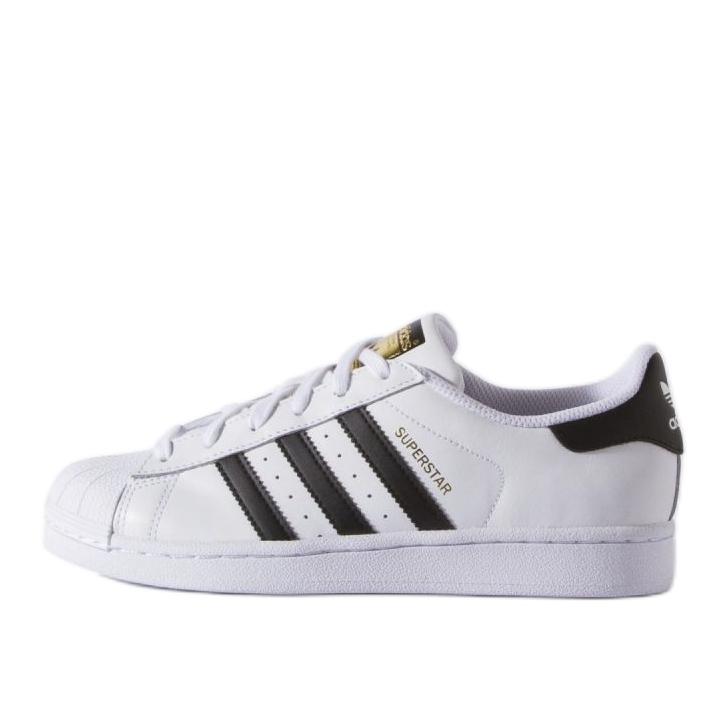 Adidas Originals Superstar Fundation Jr C77154 shoes white