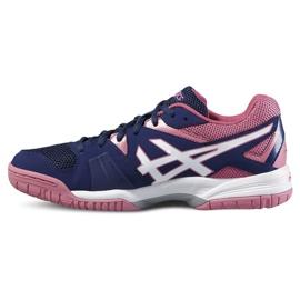 Asics Gel Hunter 3 W R557Y-4901 shoes navy