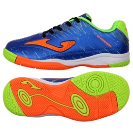 Indoor shoes Joma Champion 904 In Jr CHAJW.904.IN blue blue