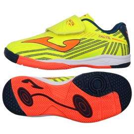 Indoor shoes Joma Tactil 911 In Jr TACW.911.IN yellow yellow