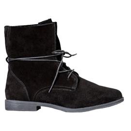 Filippo Classic Leather Boots black