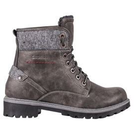Goodin Warm Trappers grey