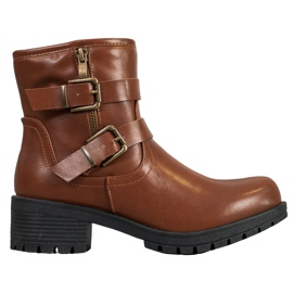 SHELOVET Classic Workers brown