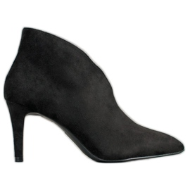 Filippo Sexy Ankle Boots black