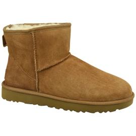 Ugg Classic Mini II Shoes W 1016222-CHE brown